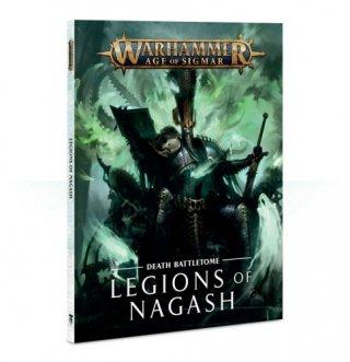Warhammer Age Of Sigmar: Death Battletome - Legion of Nagash (DE)