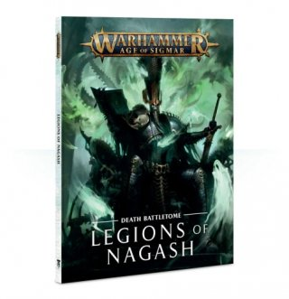 Warhammer Age Of Sigmar: Death Battletome - Legions of Nagash (FR)