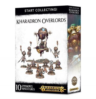 Kharadron Overlords Start Collecting