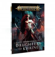 Warhammer Age Of Sigmar: Battletome - Daughters of Khaine...