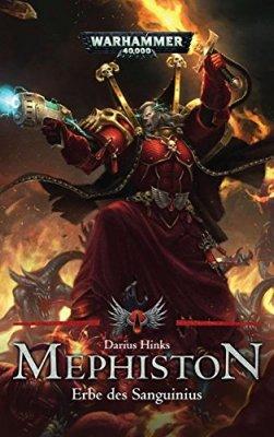Warhammer 40000 - Mephiston: Erbe des Sanguinius