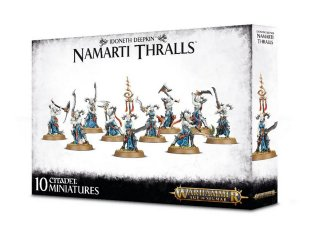 Warhammer Age Of Sigmar: Idoneth Deepkin - Namarti Thralls