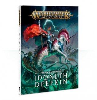 Warhammer Age Of Sigmar: Order Battletome - Idoneth Deepkin Hardcover (EN)