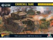 Bolt Action - Churchill Tank