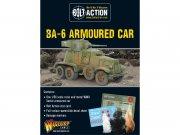Bolt Action - BA-6 Soviet Armoured Car