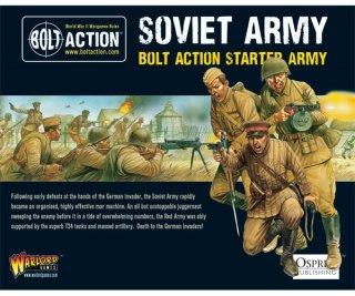 Bolt Action - Soviet Army - Starter Army