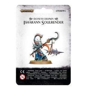 Warhammer Age Of Sigmar: Idoneth Deepkin - Isharann Soulrender