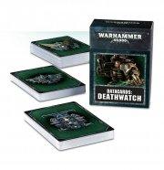 Warhammer 40.000: Datakarten - Deathwatch (DE)