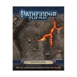 Pathfinder: Flip-Mat - Wasteland (EN)