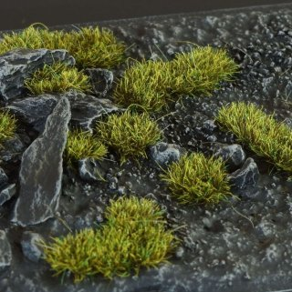 GamersGrass Tufts: Dark Moss Wild Tufts (2mm) (70 Stk)