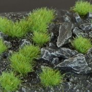 GamersGrass Tufts: Green Wild Tufts (4mm) (70 Stk)
