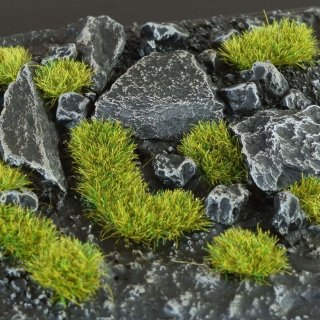 GamersGrass Tufts: Moss Wild Tufts (2mm) (70 Stk)