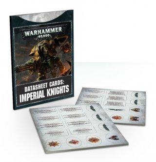 Warhammer 40.000: Datasheet Cards: Imperial Knights (ENG)