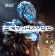 Cry Havoc - Schlacht Um Planet York (DE)