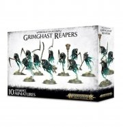 Warhammer Age Of Sigmar: Nighthaunt - Grimghast Reapers
