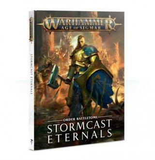 Warhammer Age Of Sigmar: Battletome Der Ordnung - Stormcast Eternals (DE)