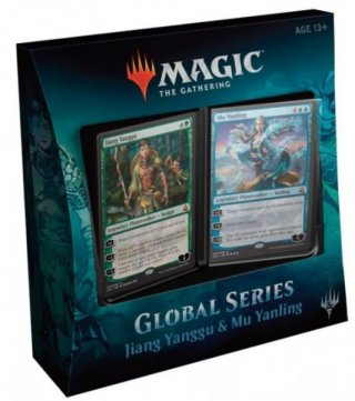 Magic The Gathering: Global Series - Jiang Yanggu & Mu Yanling (EN)
