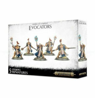 Warhammer Age Of Sigmar: Stormcast Eternals - Evocators
