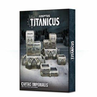 Adeptus Titanicus - Civitas Imperialis