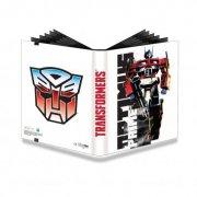 UP Transformers - Optimus Prime 9-Pocket Pro-Binder