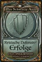 DSA5: Spielkartenset - Kritische Defensiv Erfolge (DE)