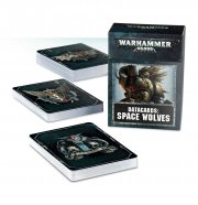 Warhammer 40.000: Datacards - Space Wolves (ENG)