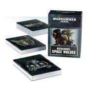 Warhammer 40.000: Cartes Techniques - Space Wolves (FR)