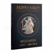 Middle Earth: Regelwerk - Der Hobbit und Der Herr Ringe (DE)