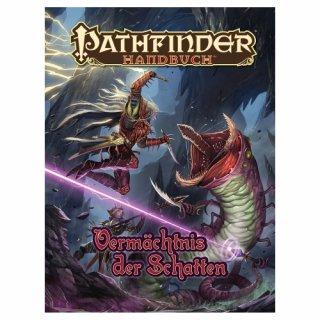 Pathfinder 1. Edition: Handbuch - Vermächtnis der Schatten (DE)