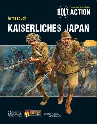 Bolt Action - Armeebuch: Kaiserliches Japan (Softcover) (DE)