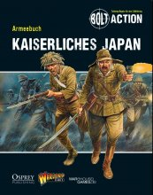Bolt Action - Armeebuch: Kaiserliches Japan (Softcover) (DE)