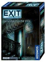 Exit Das Spiel - Die unheimliche Villa