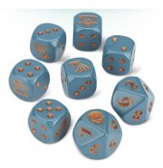 Warhammer 40.000 Kill Team - Elucidian Starstriders Dice