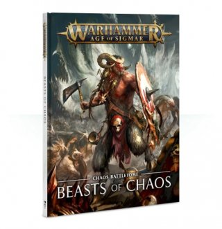 Warhammer Age Of Sigmar: Chaos Battletome - Beasts of Chaos Hardcover (ENG)