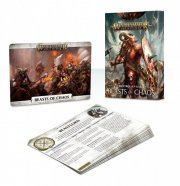 Warhammer Age of Sigmar: Warscroll Cards - Beasts of...