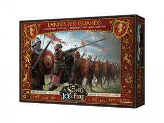 A Song of Ice & Fire: Lannister Guardsmen (EN)