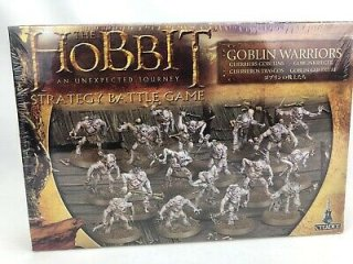 Middle-Earth: Der Hobbit - Goblinkrieger / Goblin Warriors