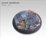 Ancient Machinery Base 105mm Oval v2