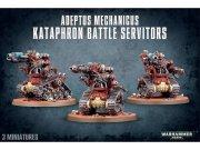 Warhammer 40.000: Adeptus Mechanicus - Kataphron Battle...