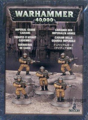 Warhammer 40.000: Astra Militarum Cadians