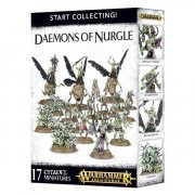 Warhammer Age Of Sigmar: Start Collecting! - Daemons of...