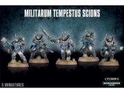 Warhammer 40.000: Asra Militarum - Militarum Tempestus...