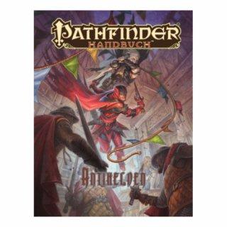 Parthfinder 1. Edition: Handbuch - Antihelden (DE)