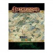 Pathfinder 1. Edition: Kampagnenwelt: Krieg um die Krone - Landkarten (DE)