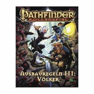 Pathfinder 1. Edition: Ausbauregeln III - Völker Taschenbuch (DE)