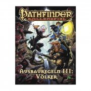 Pathfinder 1. Edition: Ausbauregeln III - Völker...