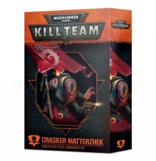 Warhammer 40.000 Kill Team - Crasker Matterzhek Kommandeursset der Genestealer Cults (DE)