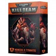 Warhammer 40.000 Kill Team - Nemesis 9 Tyrantis...