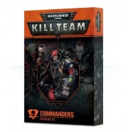 Warhammer 40.000 Kill Team - Commanders Expansion Set (ENG)