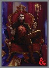Art-Hüllen Dungeons & Dragons: Strahd Standard...